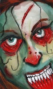 #Zombie96| Amanda Paddon