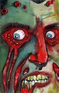 #Zombie97| Ryan-michael Lindsay